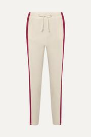 이자벨 마랑 에뚜왈 Darion 트랙 팬츠 Isabel Marant Etoile Darion striped knitted track pants