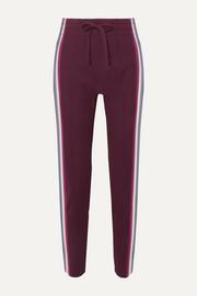 이자벨 마랑 에뚜왈 다리온 트랙 팬츠 Isabel Marant Etoile Darion striped knitted track pants
