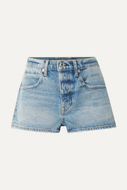 Bitty denim shorts