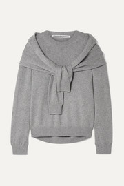 Alexander Wang Pullover mit Knotendetail