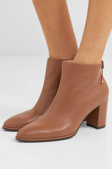 Gardiner leather ankle boots