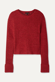 The Range Castaway cotton-blend sweater