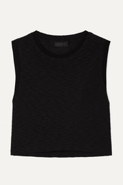 The Range Tide slub cotton-jersey tank