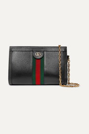Gucci Ophidia textured-leather shoulder bag