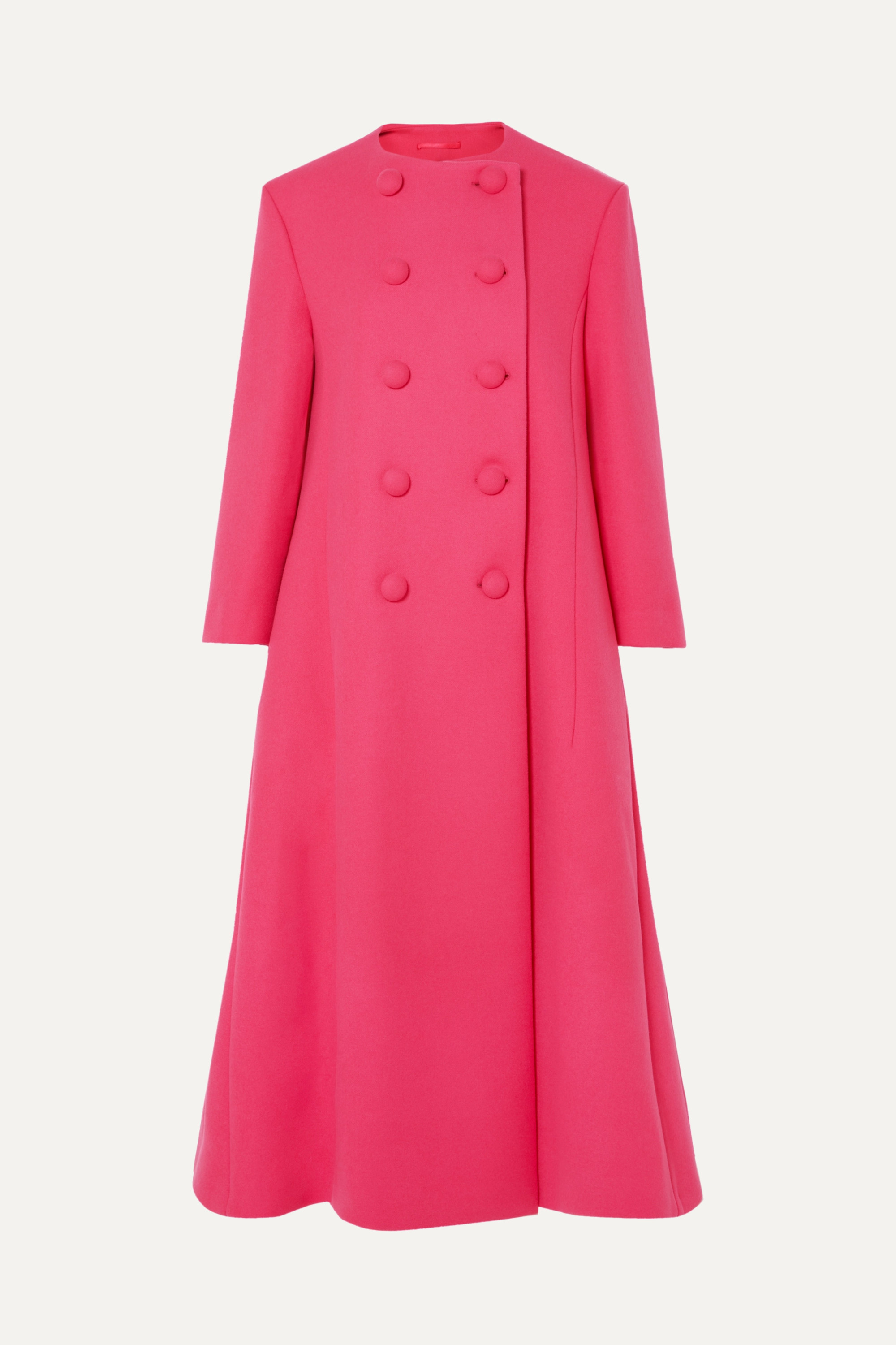 Gucci Double-breasted wool coat