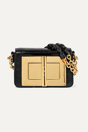 TOM FORD Natalia small lizard shoulder bag