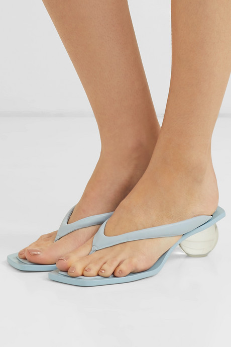 Jasmin leather sandals