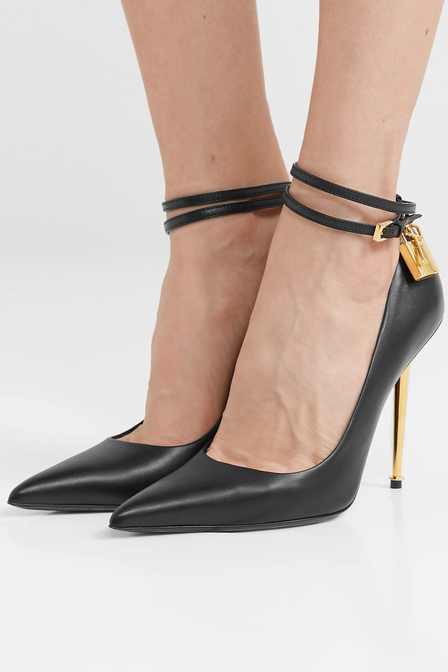 TOM FORD Leather pumps