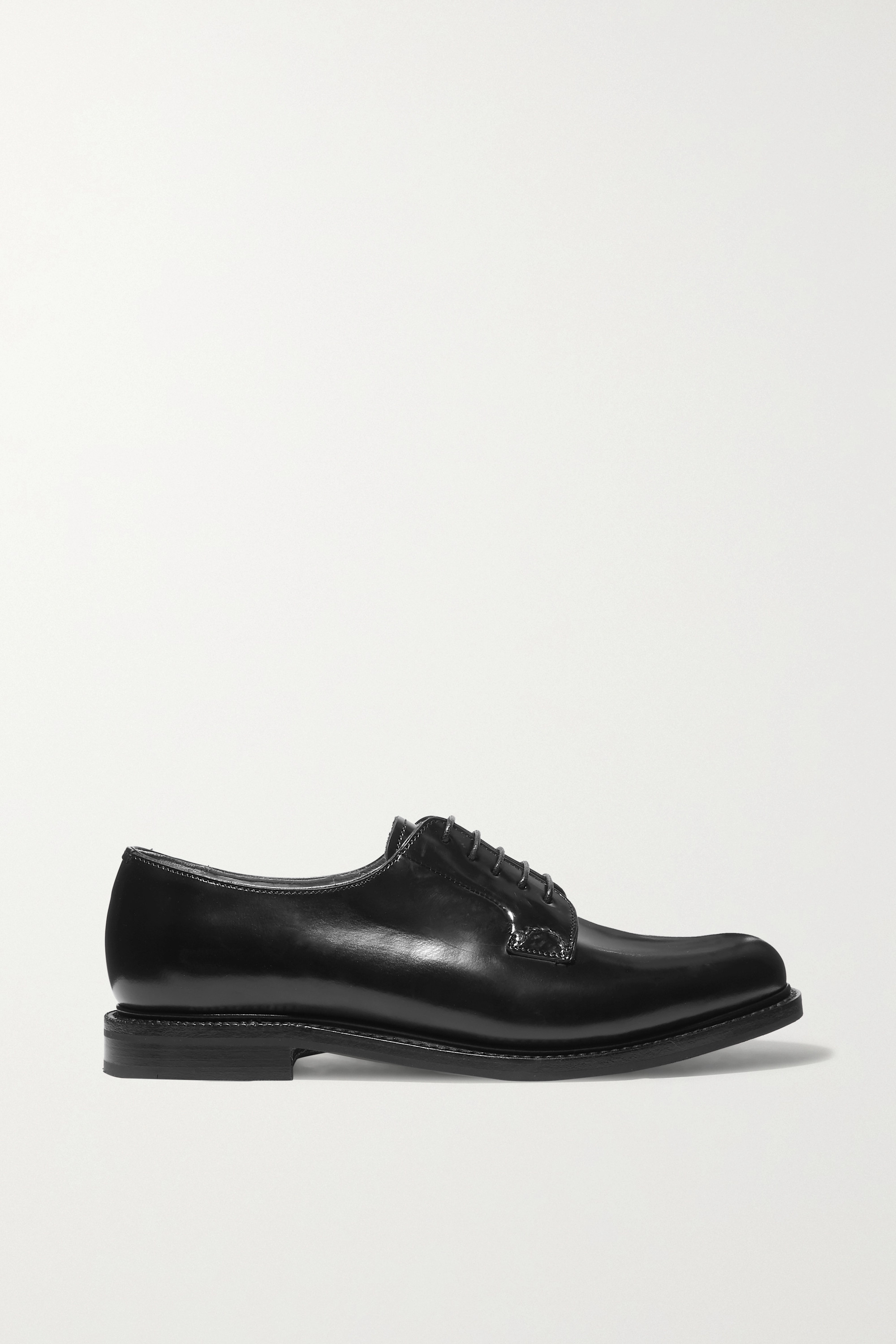 Church's Shannon glossed-leather brogues