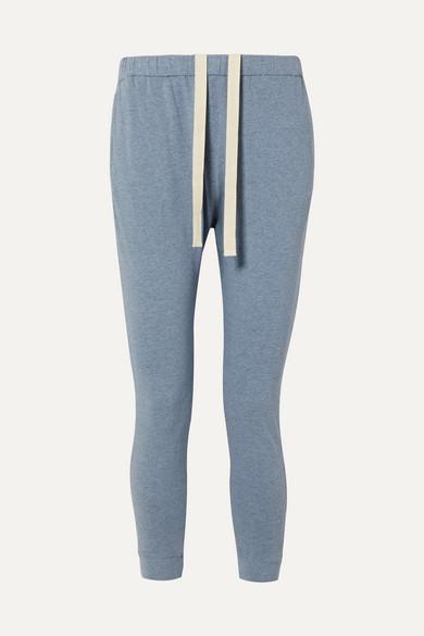 Organic Cotton Jersey Track Pants by Bassike