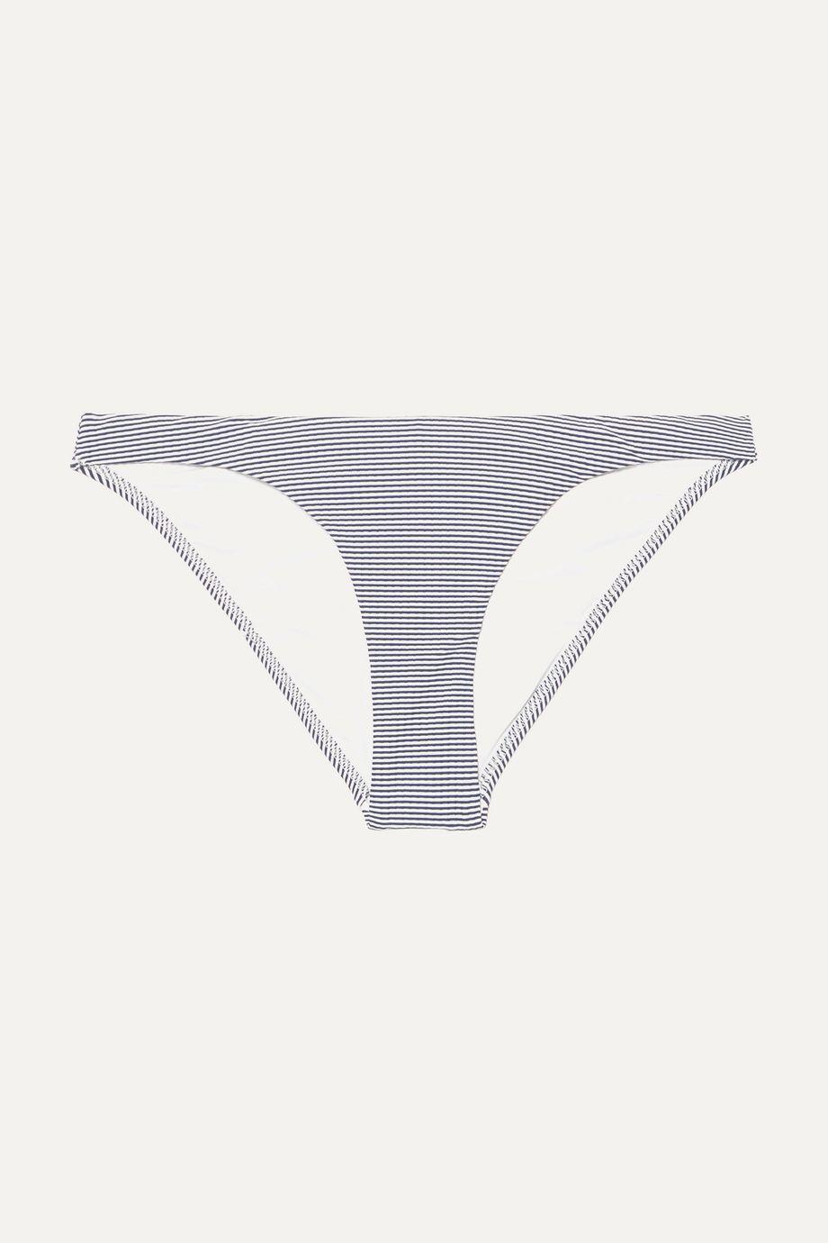 Melissa Odabash St Kitts striped bikini briefs