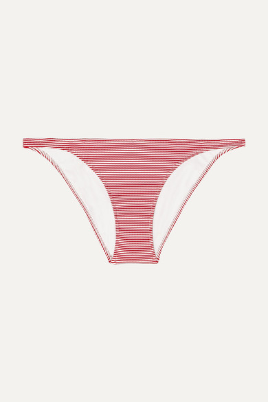 Brazil Striped Bikini Briefs by Melissa Odabash