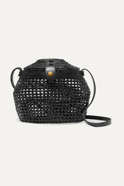 Paloma woven shoulder bag