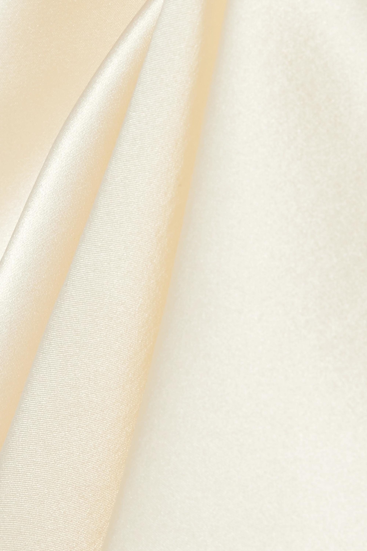 Orseund Iris Chemise en satin de soie
