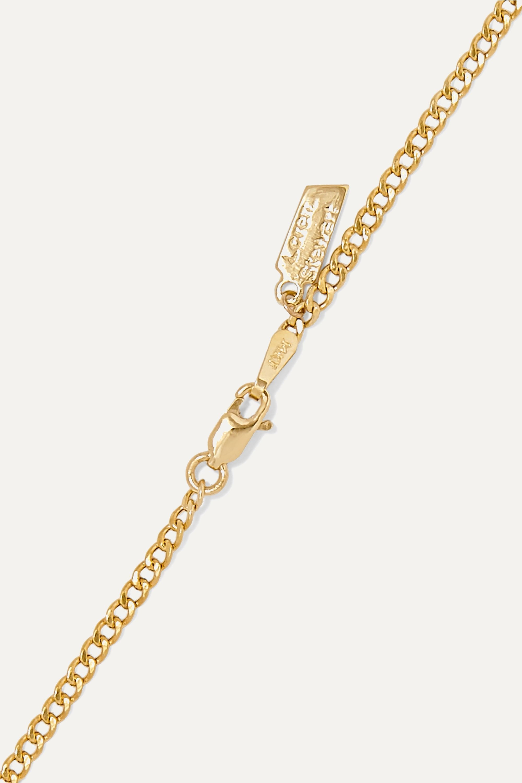 Loren Stewart Gold diamond bracelet