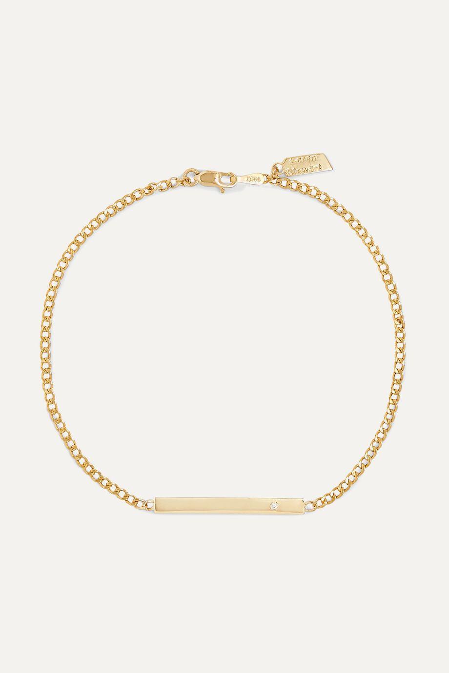 Loren Stewart Bracelet en or et diamant