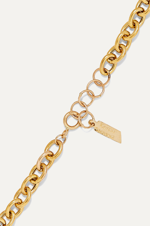 Loren Stewart Gold bracelet