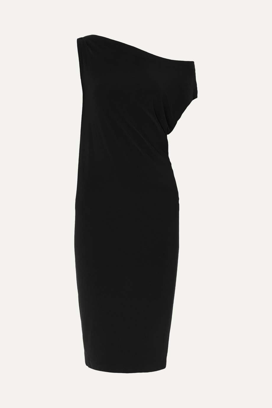 Norma Kamali Stretch-jersey dress