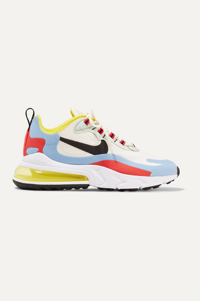 bas prix 4c665 6be75 Air Max 270 React felt and ripstop sneakers