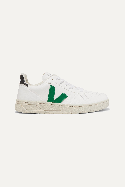 Veja + NET SUSTAIN V-10 Bastille vegan leather sneakers