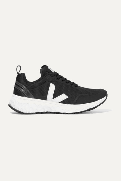 Veja Sneakers + NET SUSTAIN Condor rubber-trimmed mesh sneakers
