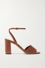 Prada 85 leather sandals
