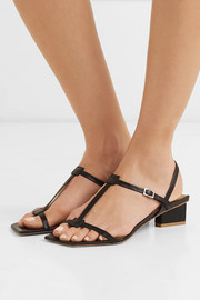Krista leather sandals