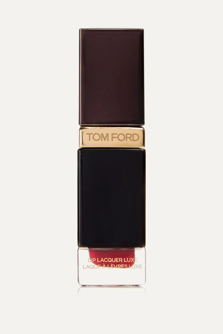 Pink Lip Lacquer Luxe Matte - Amaranth | TOM FORD BEAUTY TLg29e