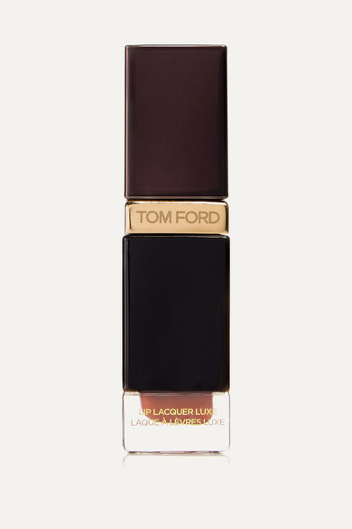 TOM FORD | TOM FORD BEAUTY - Lip Lacquer Luxe Vinyl - Insinuate | Goxip