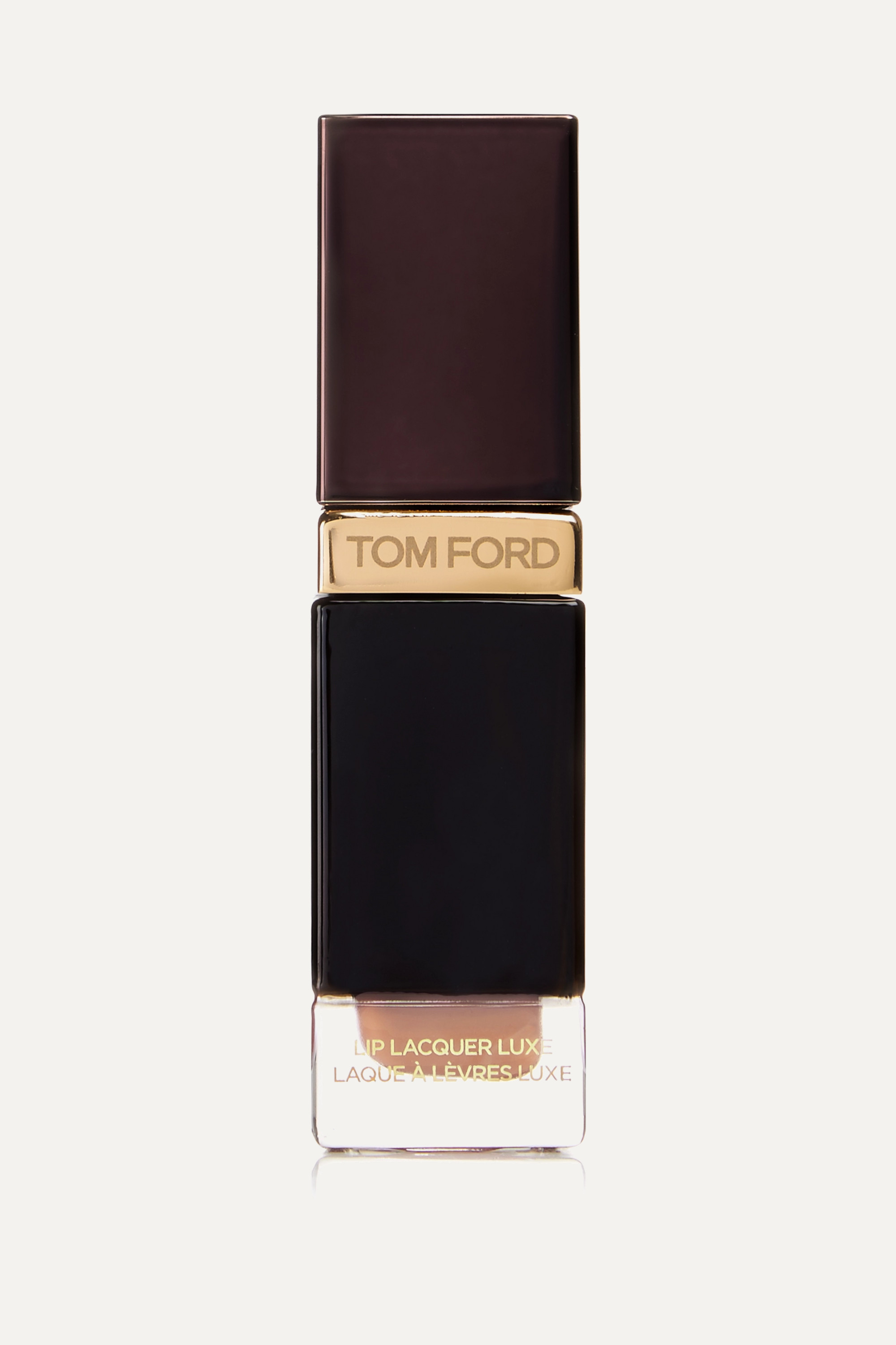 TOM FORD BEAUTY Lip Lacquer Luxe Vinyl – Softcore – Flüssiger Lippenstift