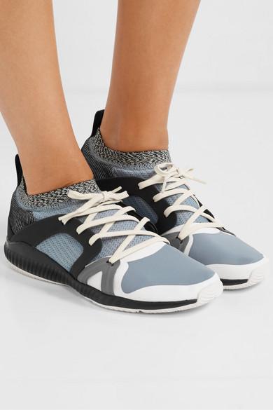 adidas by Stella McCartney | CrazyTrain Pro mesh and stretch