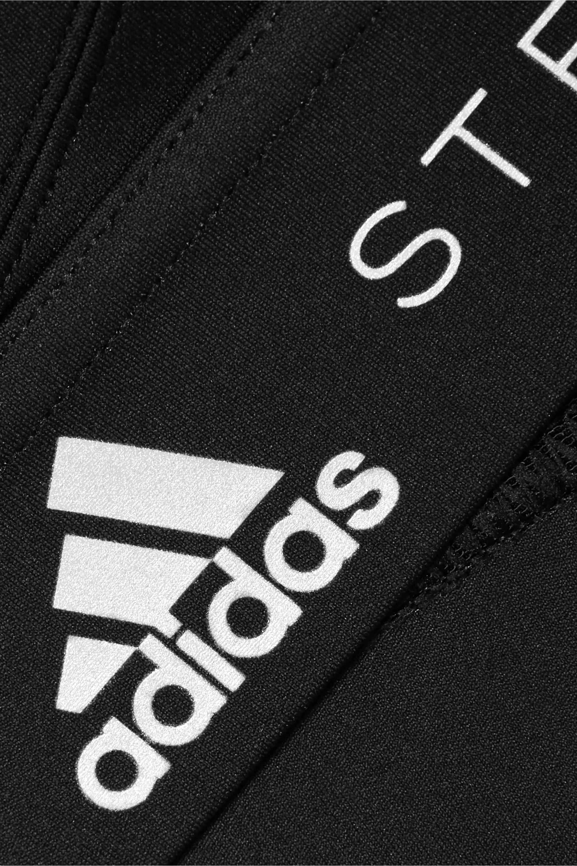 adidas by Stella McCartney Essentials Sport-BH aus Climalite®-Material mit Mesh-Einsatz