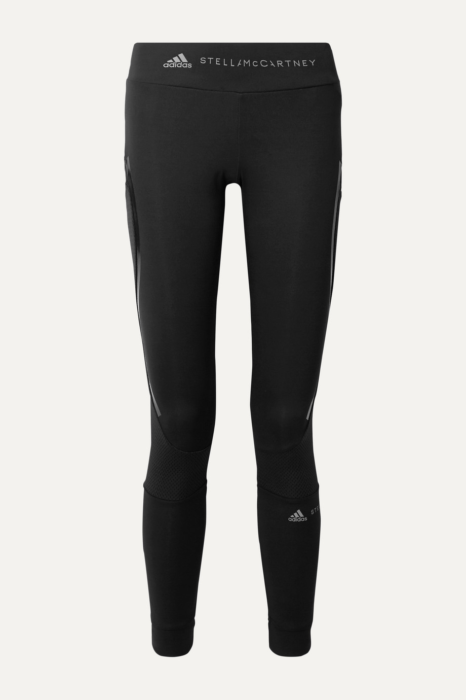 adidas by Stella McCartney Essentials Climalite® Leggings mit Mesh-Einsätzen