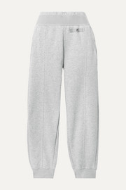 adidas by Stella McCartney Essentials cotton-blend fleece track pants