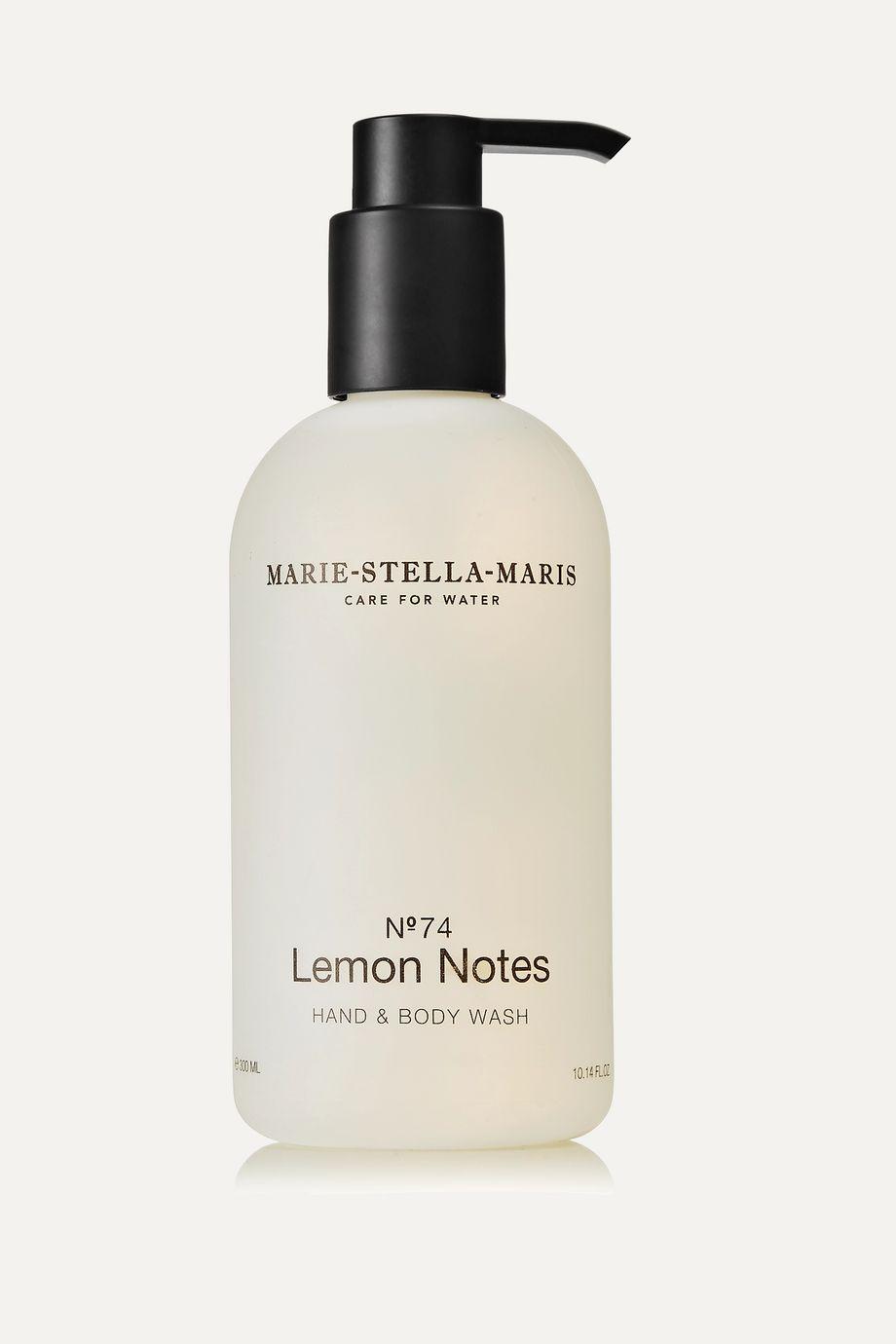 Marie-Stella-Maris Hand & Body Wash - Lemon Notes, 300 ml – Flüssigseife