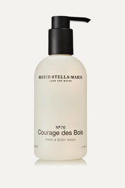 Hand & Body Wash - Courage des Bois, 300ml
