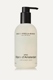 Hand & Body Wash - Objets d'Amsterdam, 300ml