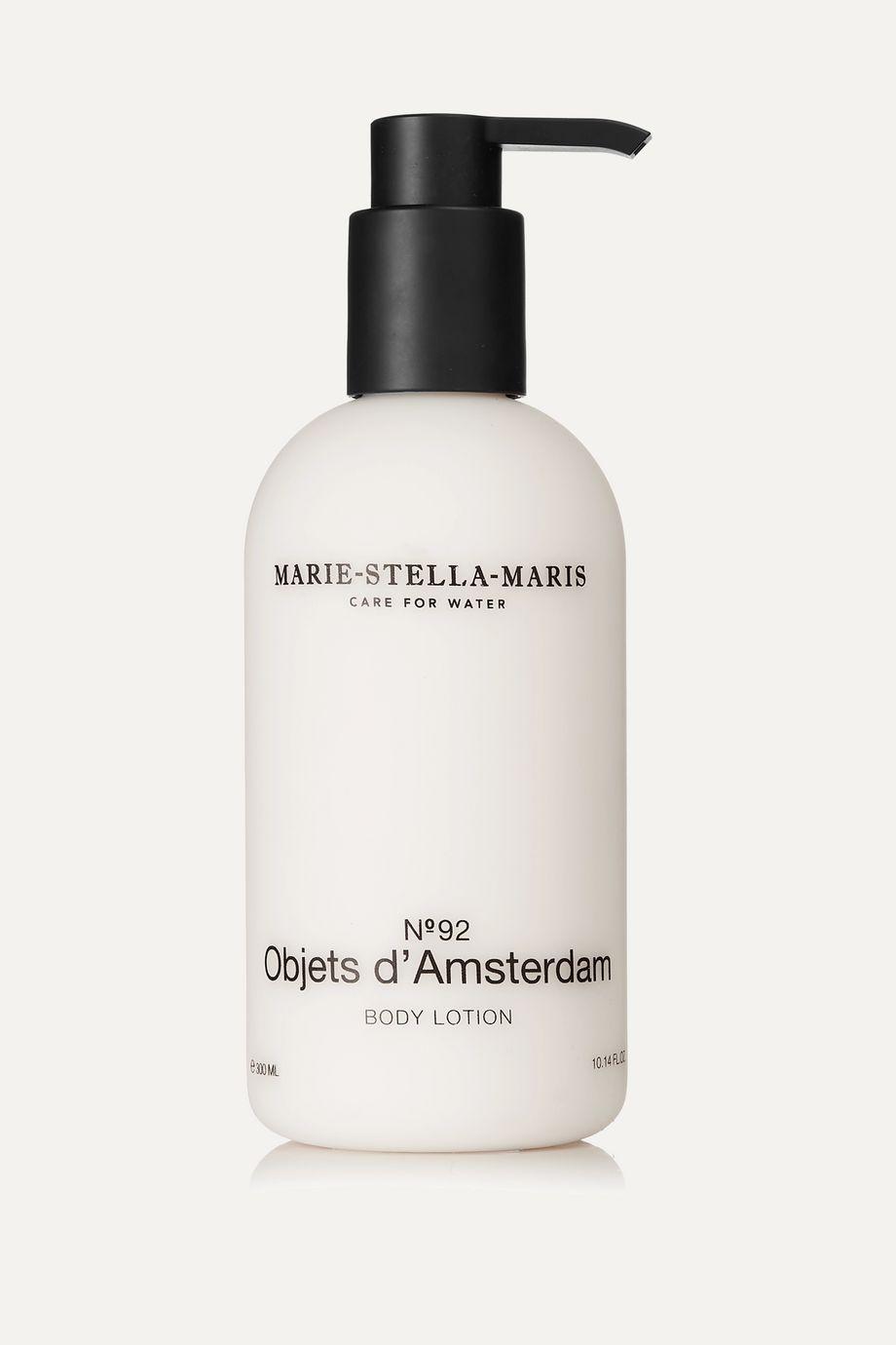 Marie-Stella-Maris Lotion pour le corps No.92, Objets d'Amsterdam, 300ml