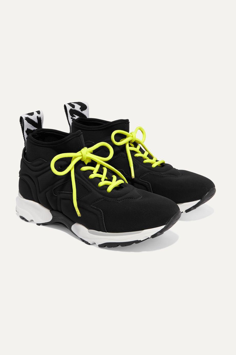 Stella McCartney Kids Neoprene sneakers
