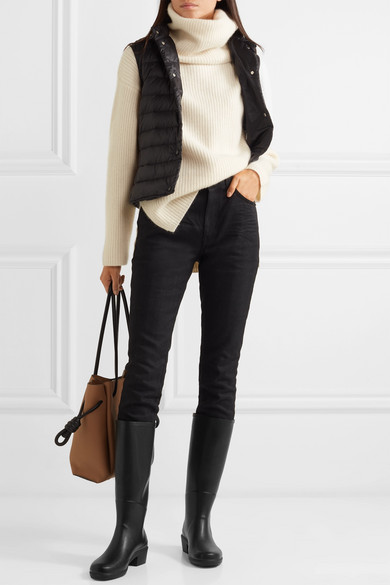 quality design 1e970 3f30a Aigle | Miss Juliette rubber rain boots | NET-A-PORTER.COM