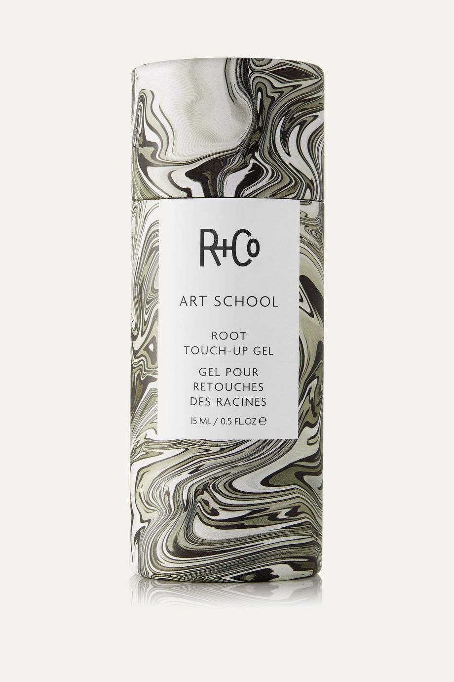 R+Co Art School Root Touch-Up Gel - Black, 15ml