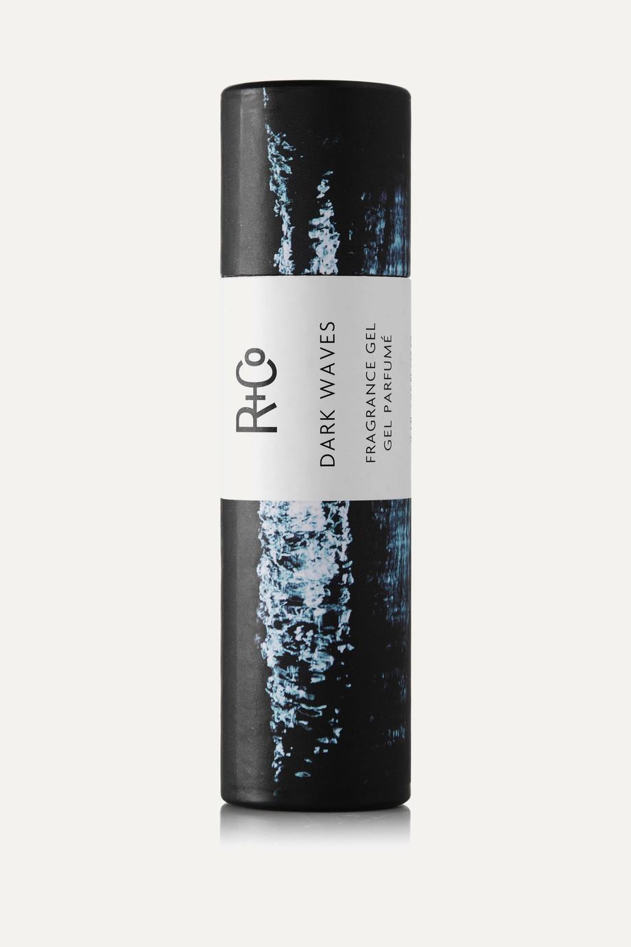 R+Co Dark Waves Fragrance Gel, 15 ml – Haargel mit Duft