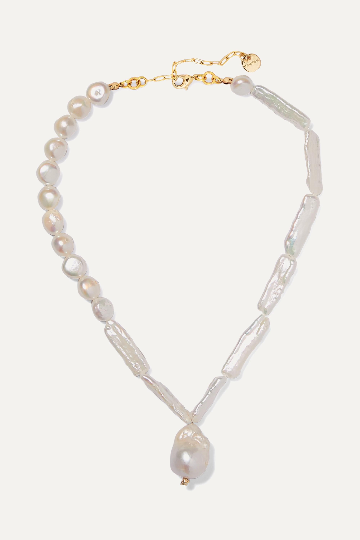 Anita Berisha Seashore Perlenkette
