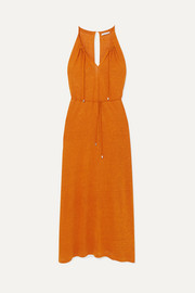 Ninety Percent Linen maxi dress