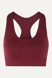 Lucas Hugh Technical Knit stretch sports bra