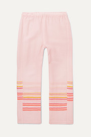 LemLem Kids Eskedar striped cotton-blend gauze pants