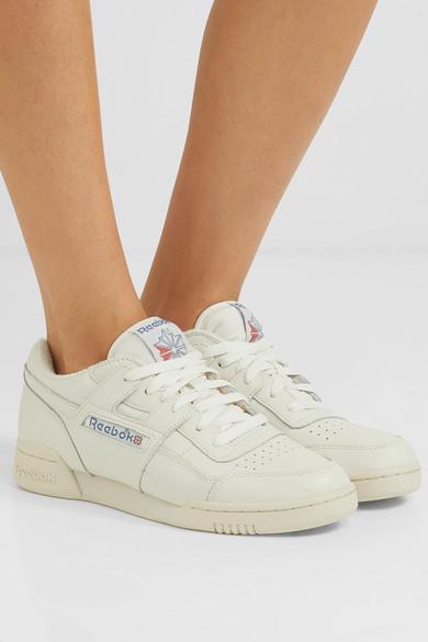 Reebok | Workout Plus 1987 TV Sneakers aus Leder | NET A