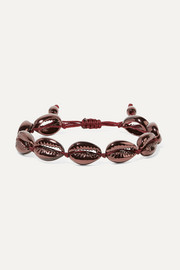 Tohum Medium Puka faux shell bracelet