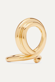 Tohum Dunya gold-plated ring