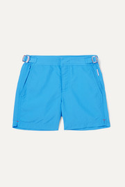 Russell shell swim shorts